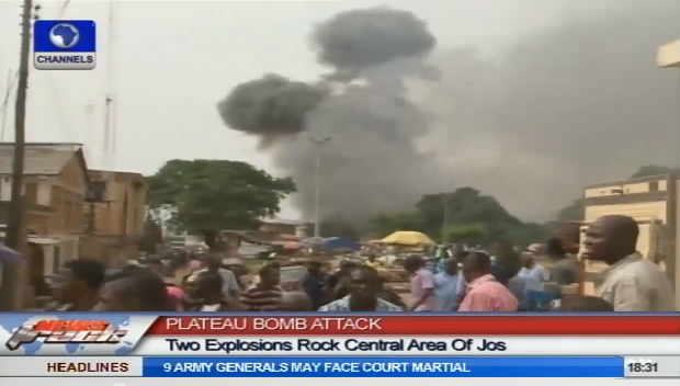Boko Haram Strikes Strikes Back With Twin Bombings, Over 100 Dead In NigerianCity