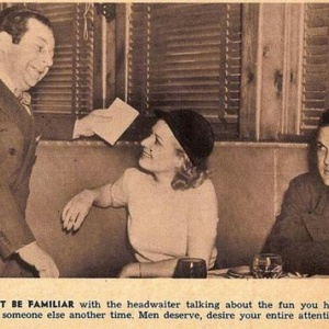 12 Dating Tips For Women From The 1930s That Are Hilarious Now