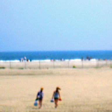 My Time At The Jersey Shore