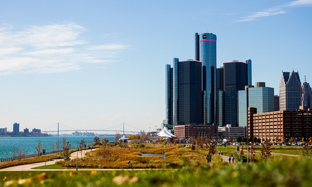 Why Detroiters LoveDetroit