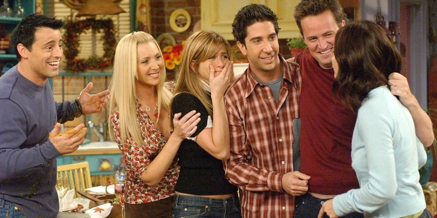 6 Life Lessons I Learned From The Cast Of Friends
