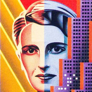 So What If Ayn Rand Collected Social Security?