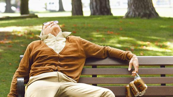 Jackass Presents: Bad Grandpa (Unrated) (Blu-ray + DVD + Digital HD)