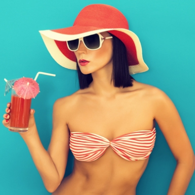 What Your Bathing Suit Says About You