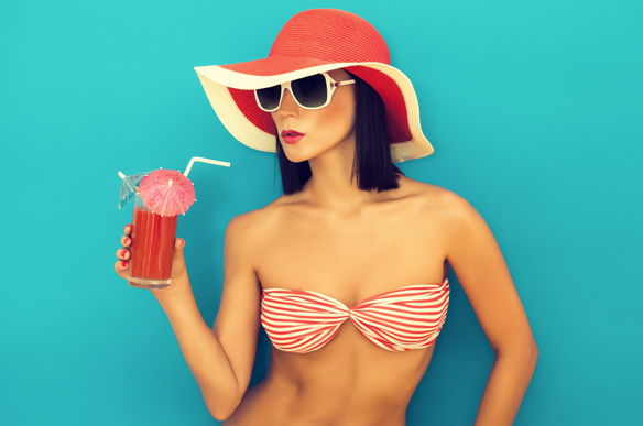 What Your Bathing Suit Says AboutYou