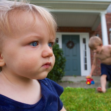 An Open Apology Letter To My Second Child