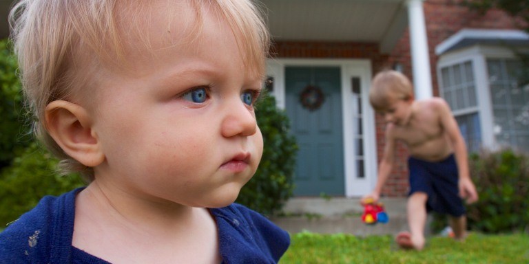 An Open Apology Letter To My SecondChild