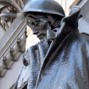 Writing Letters To The Past: London's War Memorial Of Words