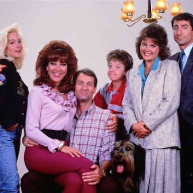 12 Ways Your Life Is Like 'Married With Children'