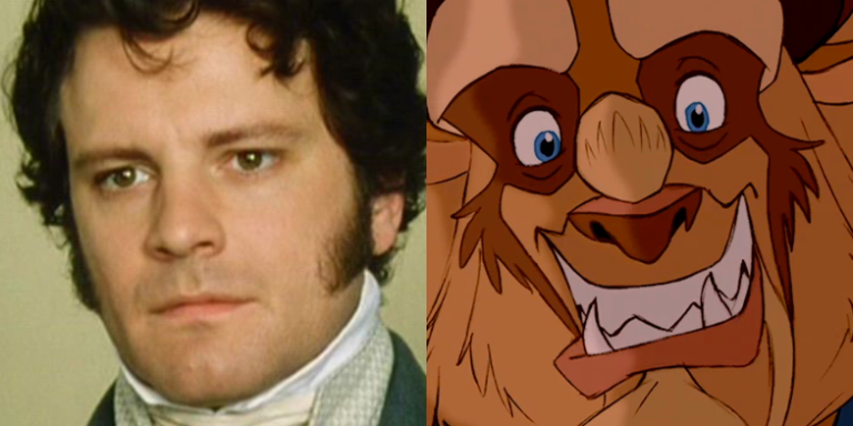 14 Major Differences Between Mr. Darcy And TheBeast