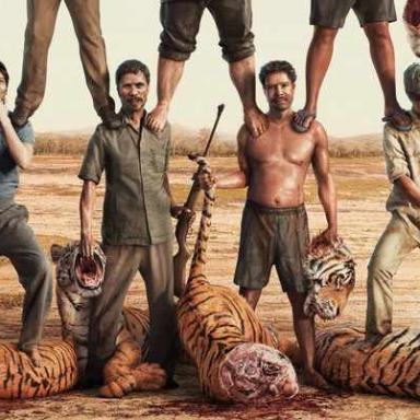 These Graphic New Anti-Poaching Ads By The WWF Will Hit You Hard
