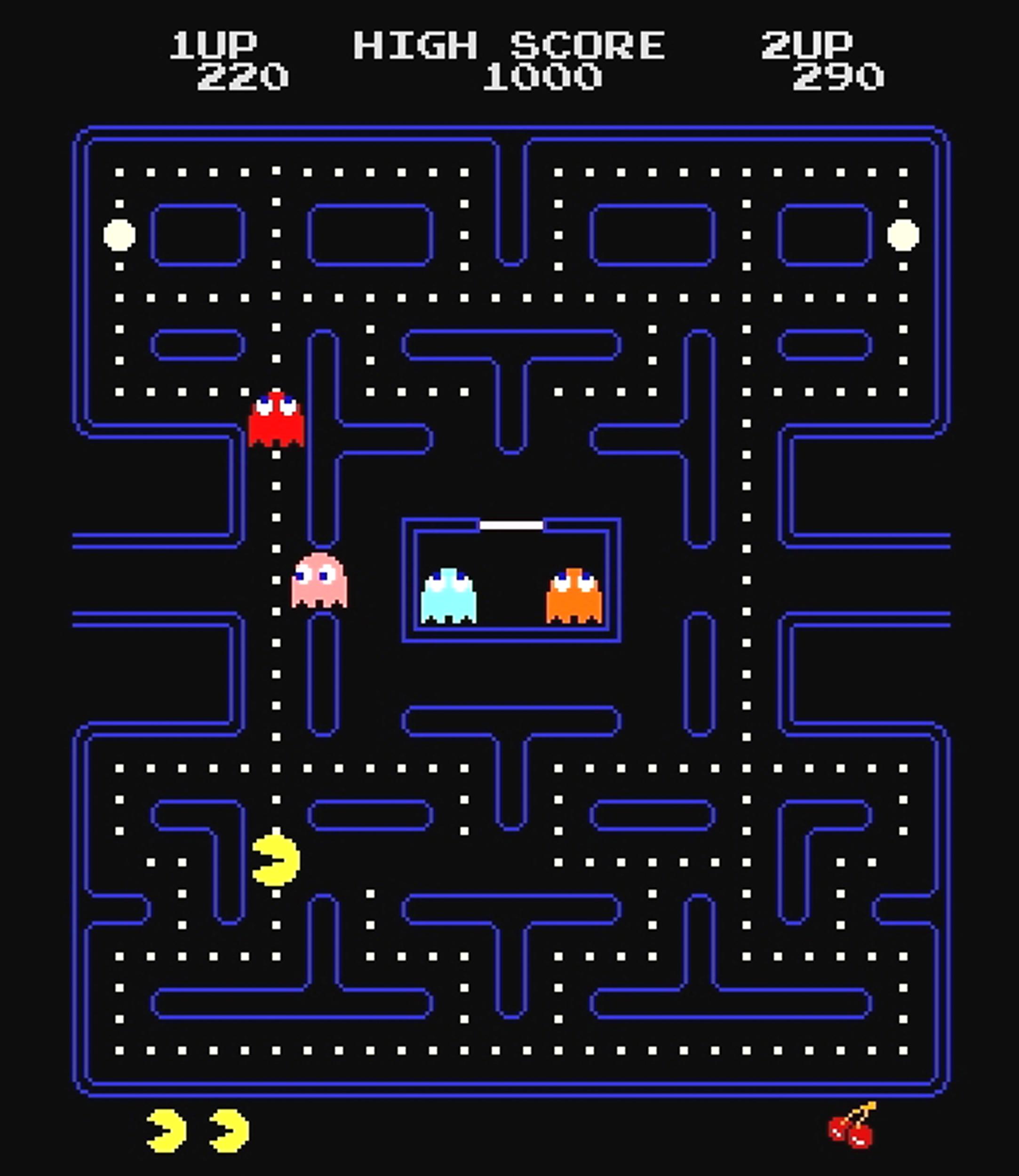 Free Pac-Man