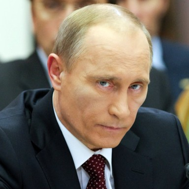 Who Doesn't Want To Sleep With Vladimir Putin?