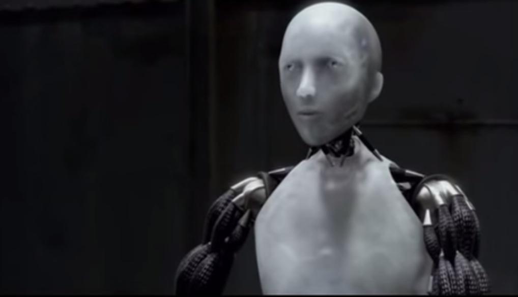 Amazon / I, Robot