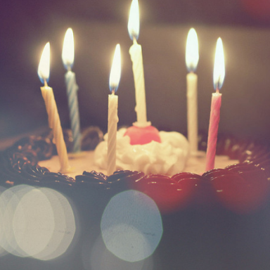 An Open Letter To My Sister On Her 16th Birthday