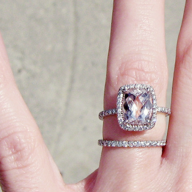 I'm A Girl And I Think Engagement Rings Are The Worst. Isn't Love Enough?