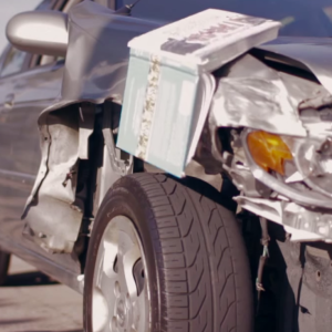 This Driving PSA Tells You To Drive Fast, Because You Never Know Who You're Going To Hit