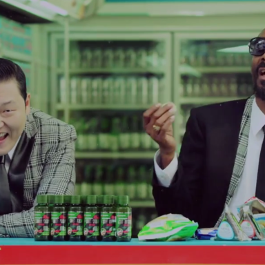 Snoop Dogg Made A Music Video With PSY, But It's Not Called Ganja Style