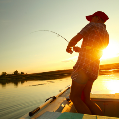 9 Things Summer Means When You Date A Guy Who Fishes