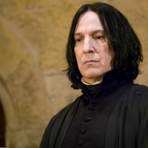 8 Things I Learned From Severus Snape