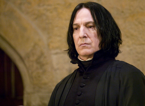 8 Things I Learned From SeverusSnape