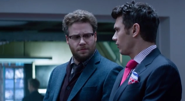 Check Out James Franco, Seth Rogen In The First Trailer For Their Latest Movie, 'The Interview'