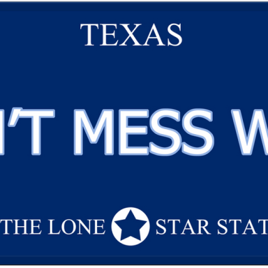 Being From Texas Is Like Having Fetal Alcohol Syndrome