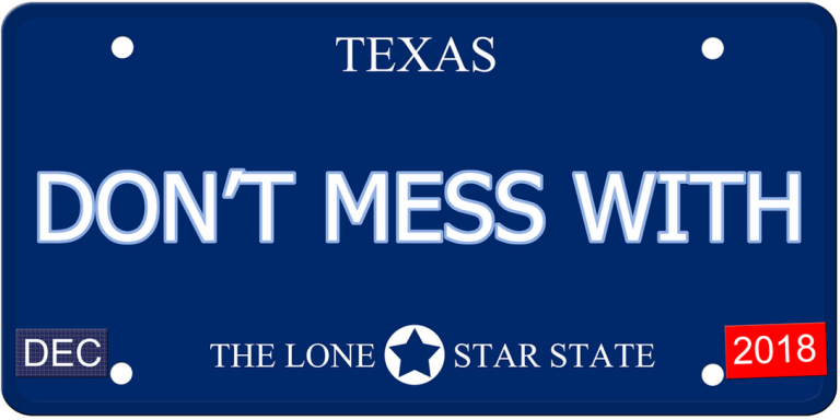 Being From Texas Is Like Having Fetal AlcoholSyndrome