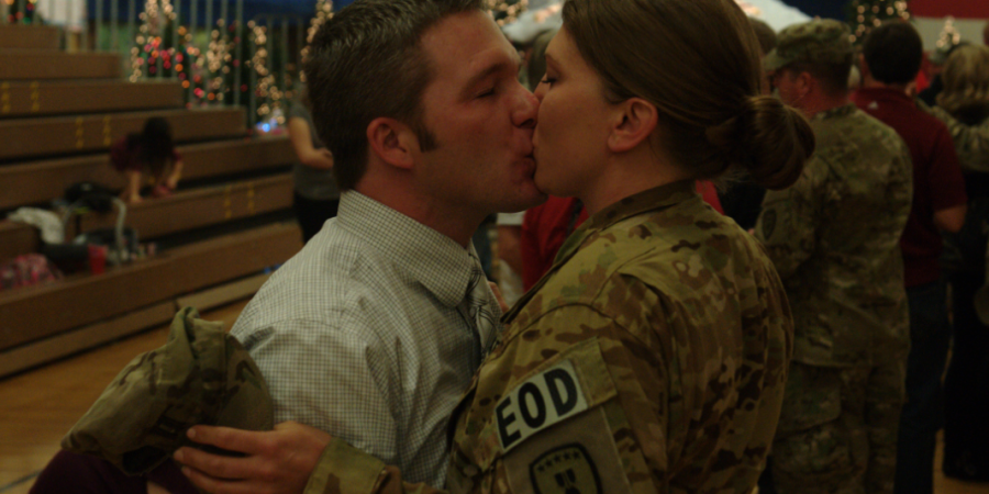 What The New Military Family LooksLike