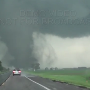 Double Tornadoes Completely Destroyed This Nebraska Town