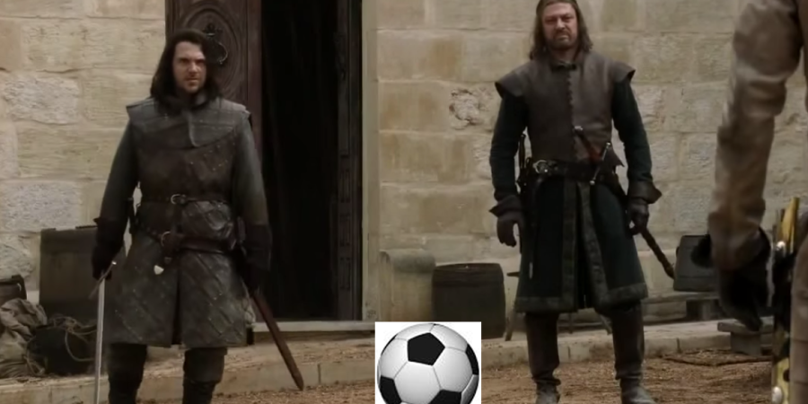 9 Reasons The World Cup Isn't A Game Of Thrones Tournament