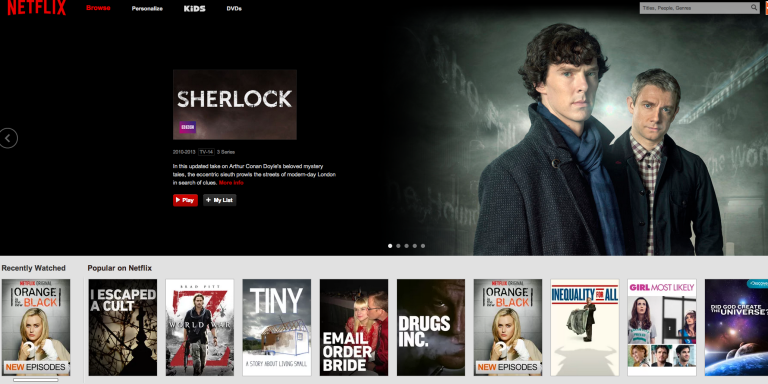 5 Things That Happen When You Binge Watch Your Favorite Shows OnNetflix