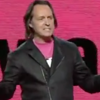 """T-Mobile CEO Calls AT&T And Verizon, """"F*ckers That Are Raping You."""""""