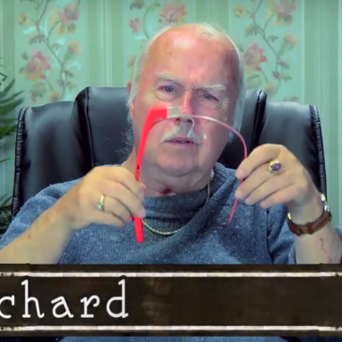 Old People Reacting To Google Glass Is Actually Really Funny