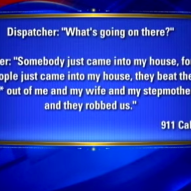 This Is As Florida As It Gets: 911 Call Transferred To Voicemail After Florida Man Calls For Help