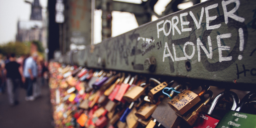 8 Signs You Might Be#ForeverAlone