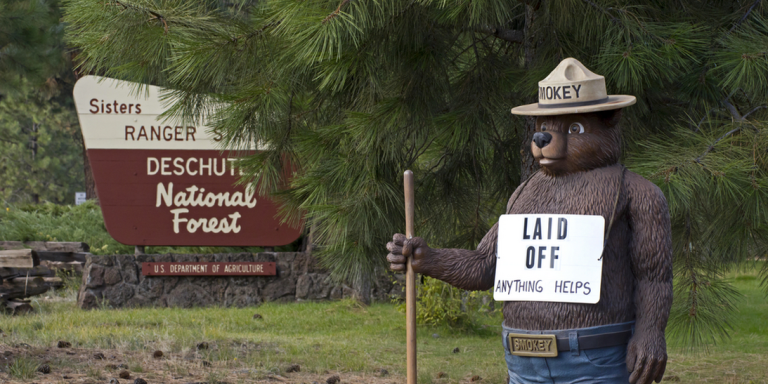 You Don't Deserve Your NationalParks