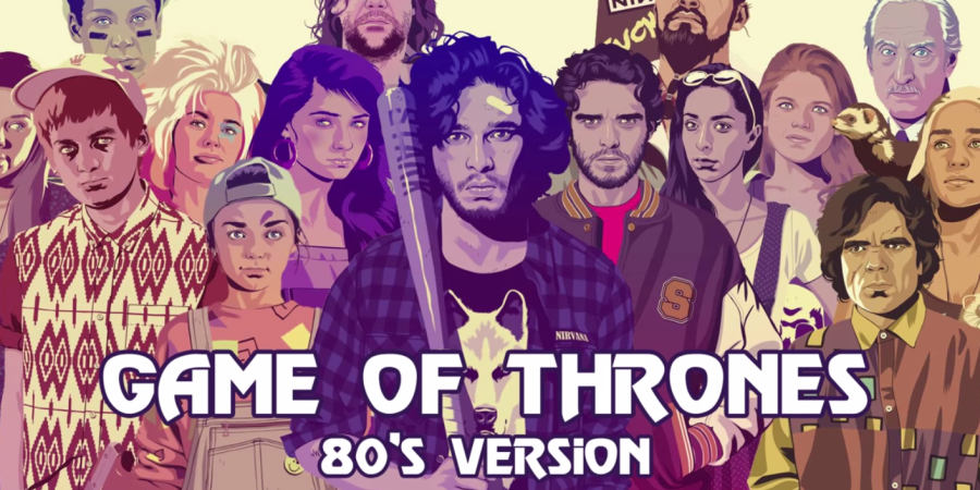 If Game Of Thrones Was On During The 80s, This Would've Been Its ThemeSong