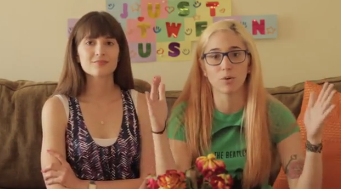 "Gaby Dunn And Allison Raskin Answer The Question, ""When Should You Break Up?"" And It's Hilarious"