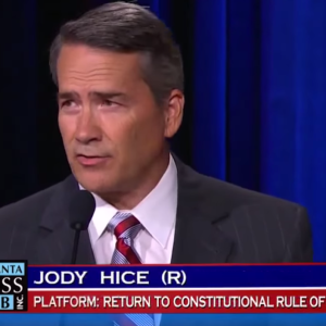 Controversial GOP Candidate Jody Hice Thinks Women Should Run For Office Only If Under The Authority Of Her Husband