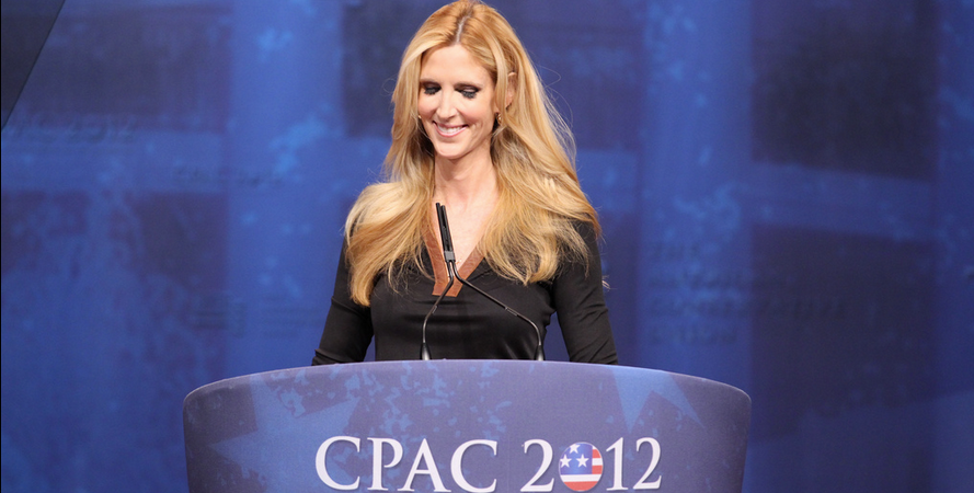 Any Growing Interest In Ann Coulter Is A Sign Of The Nation's Moral Decay