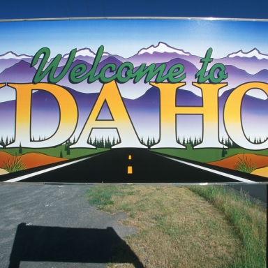 17 Signs You Grew Up In Idaho