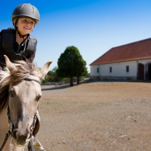 Horseback Riding Taught Me To Live Life Looking Up
