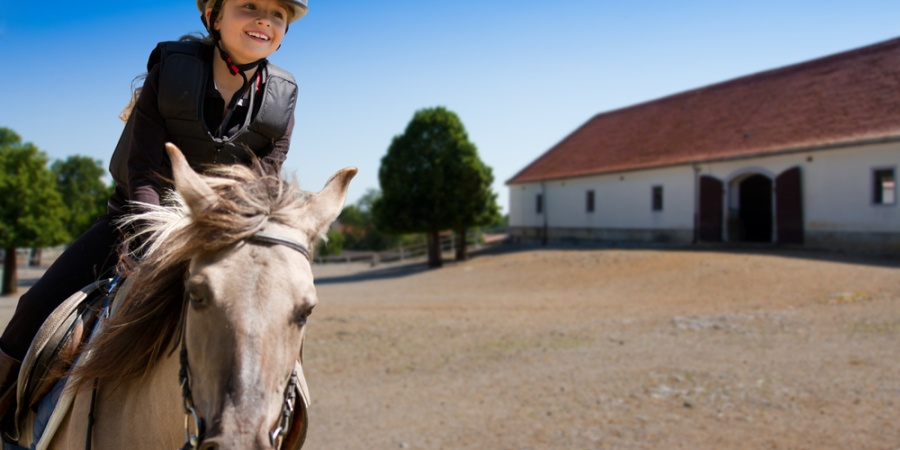Horseback Riding Taught Me To Live Life LookingUp
