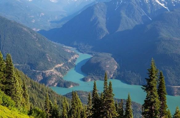 The Pacific Northwest InJune