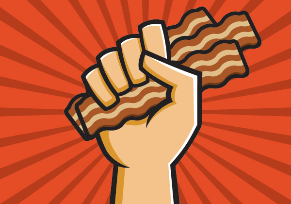 I've Become What I Ate—An Ode To CrispyBacon