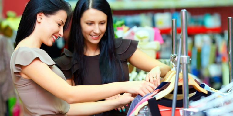 10 Thoughts Every 20-Something Has WhileShopping