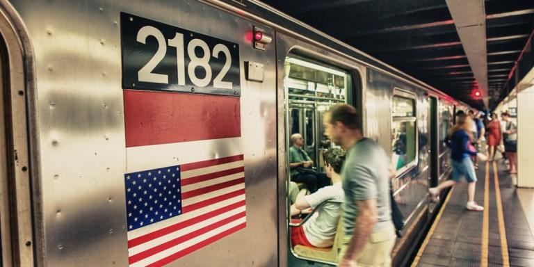 What I Saw On The New York Subway Restored My Faith InHumanity