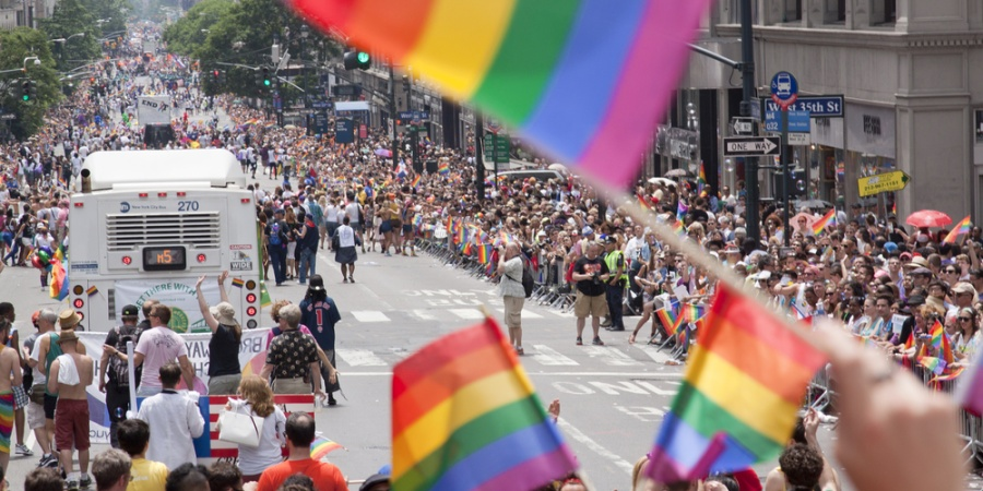 11 Amazing Things About Pride Weekend (From A Straight Girl's Point OfView)