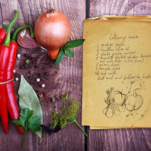 4 Healthy Recipes Accompanied By Haunting Quotes
